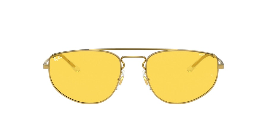Ray-Ban 0RB3668 001/Q1 Geel / Goud