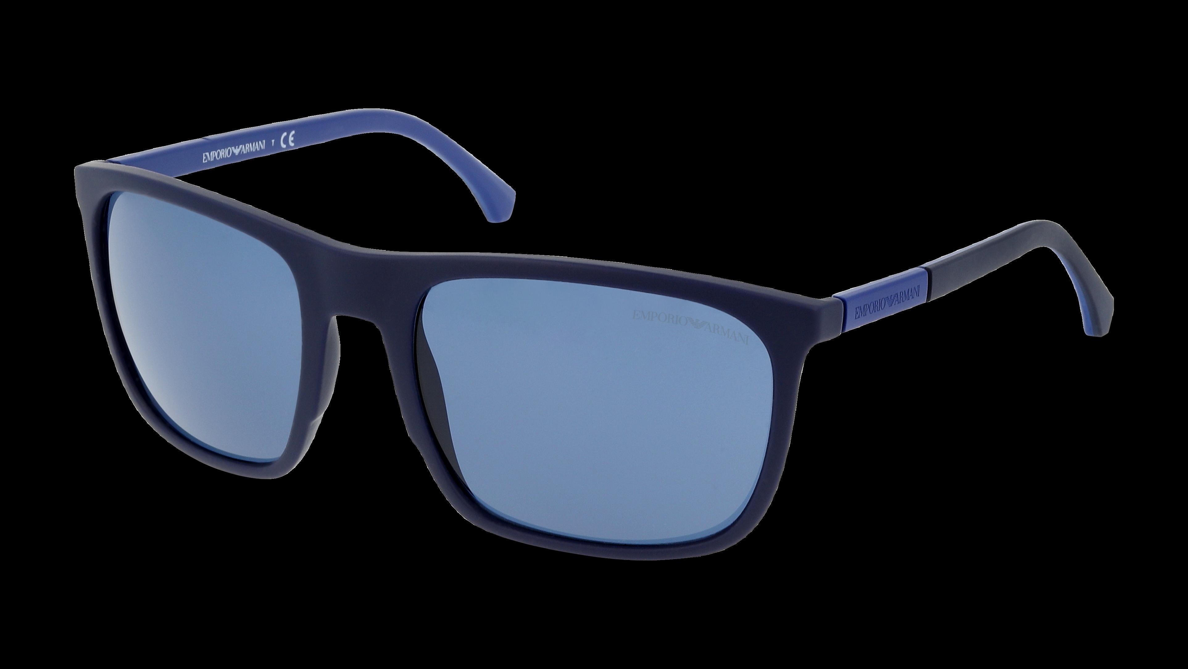Angle_Left01 Emporio Armani Emporio 0EA4133 575480 59/20 Blauw/Blauw