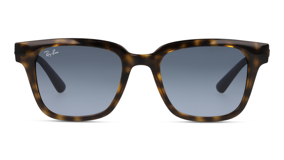 Front Ray-Ban Ray-Ban 0RB4323 710/Q8 51/20 Bruin/Blauw