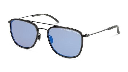 P8692 A Blauw / Zwart