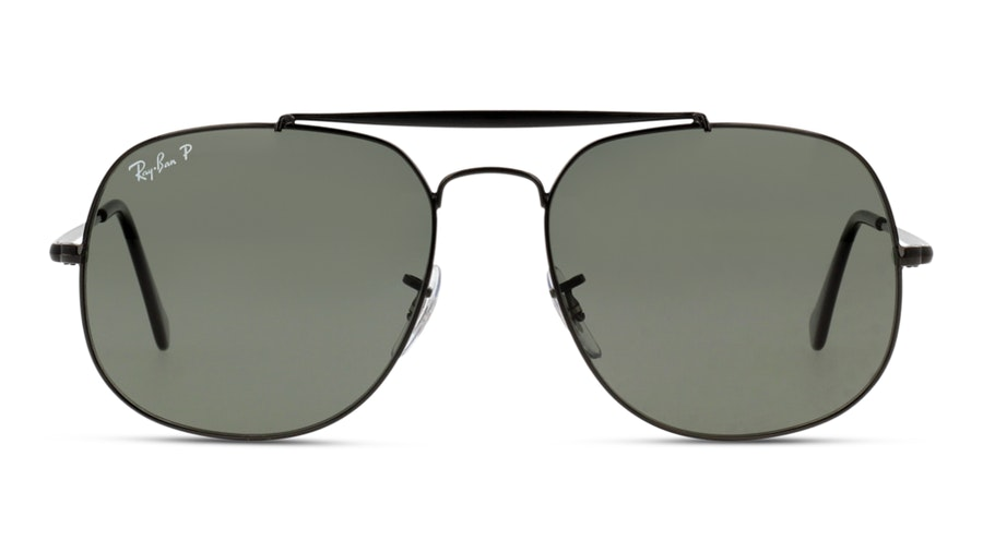 Ray-Ban THE GENERAL 3561 002/58 Groen