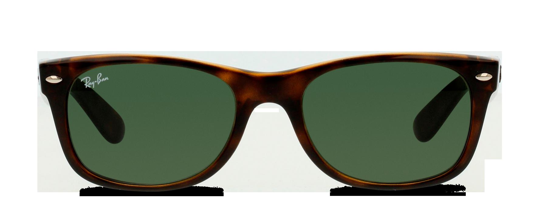 Front Ray-Ban 0RB2132/902/5218/145 Skildpaddefarvet
