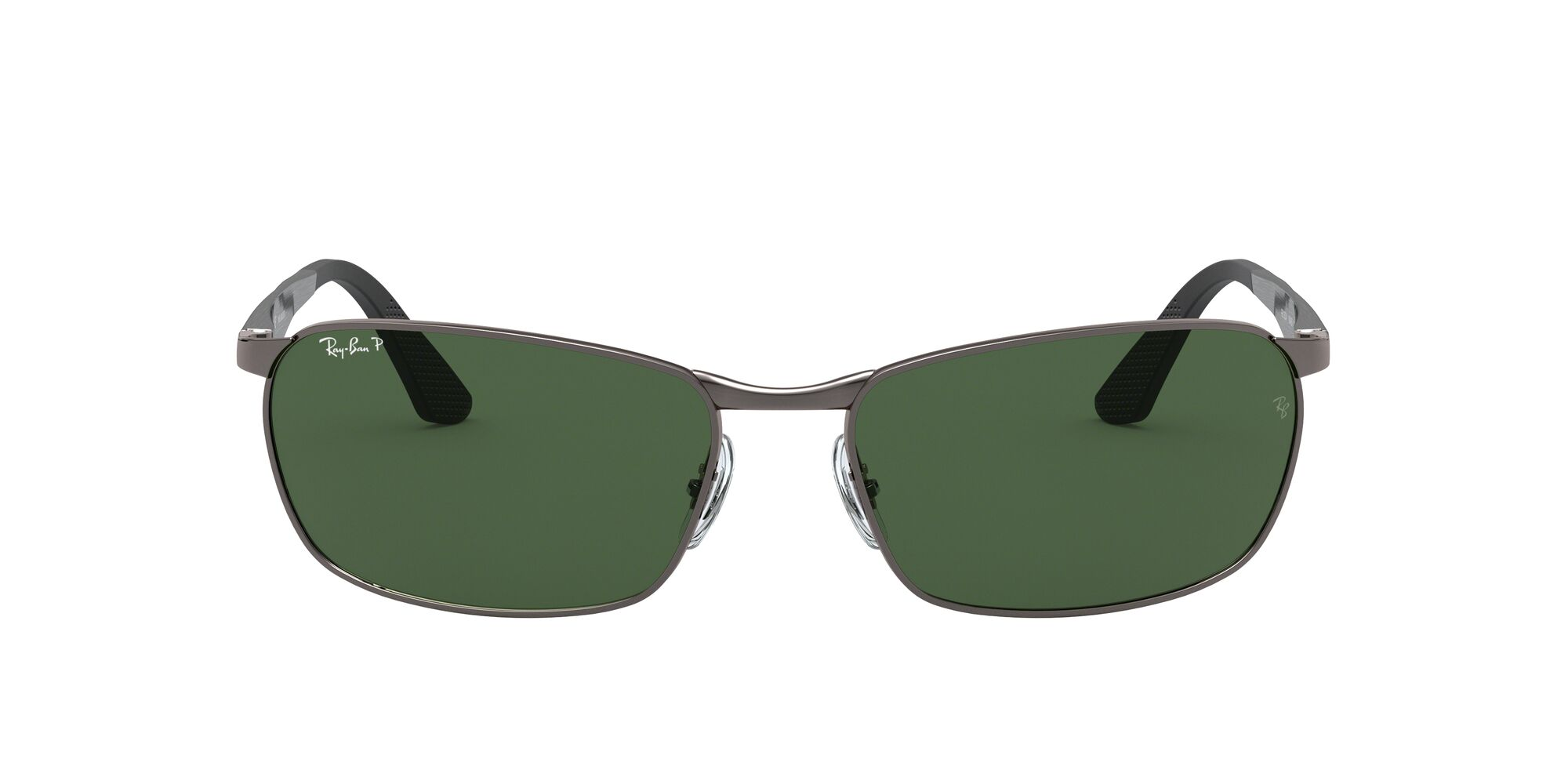Front Ray-Ban Ray-Ban 0RB3534 004/58 59/17 Grijs/Groen