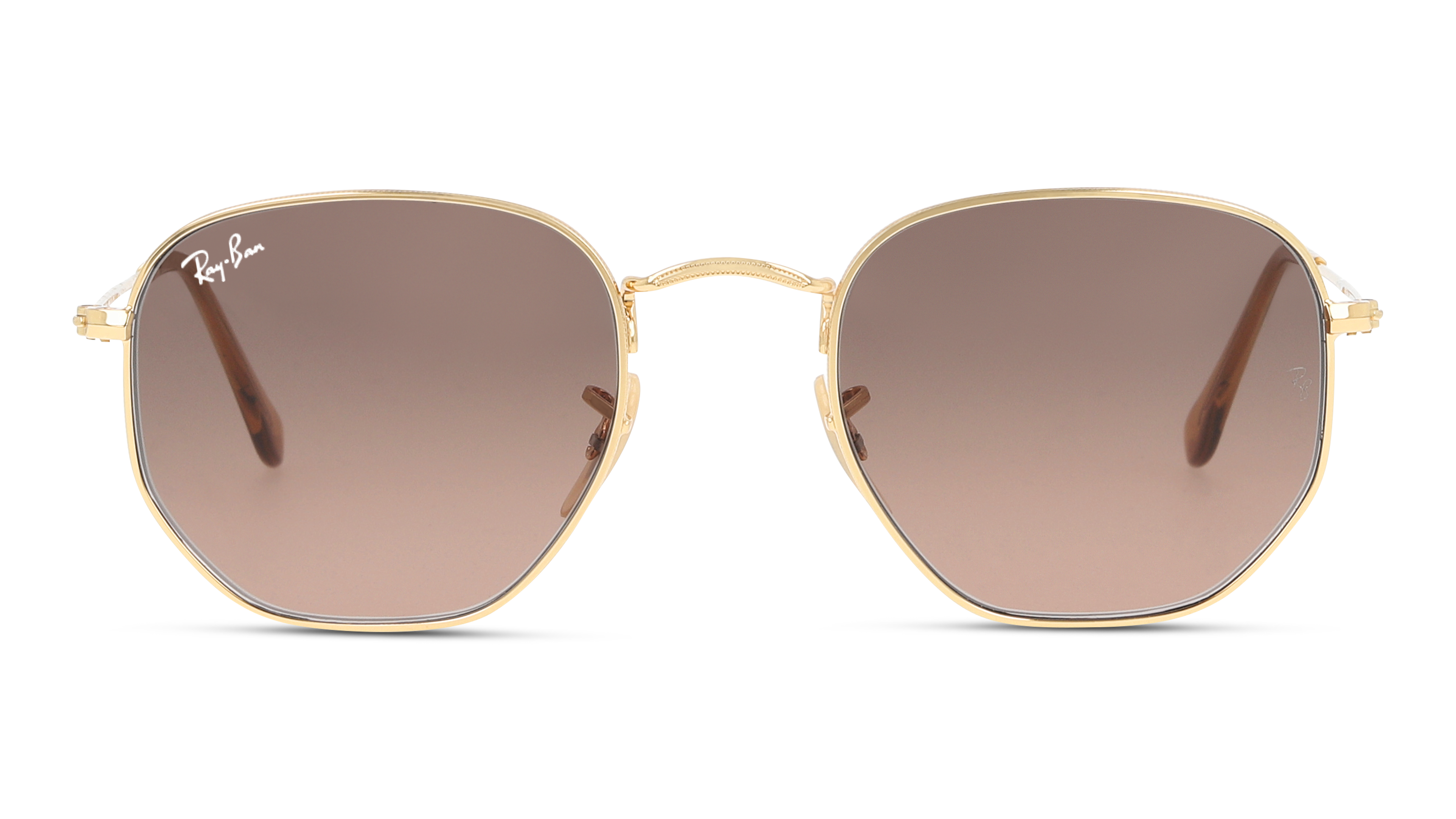 Front Ray-Ban 0RB3548N/912443/5421/145 Guld