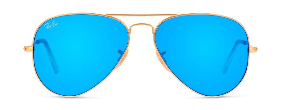 Ray-Ban AVIATOR LARGE METAL B3025 112/17 Blauw