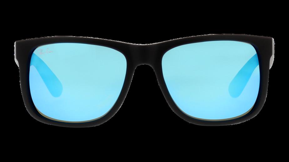 Front Ray-Ban Ray-Ban 4165 622/55 55/16 Zwart/Blauw