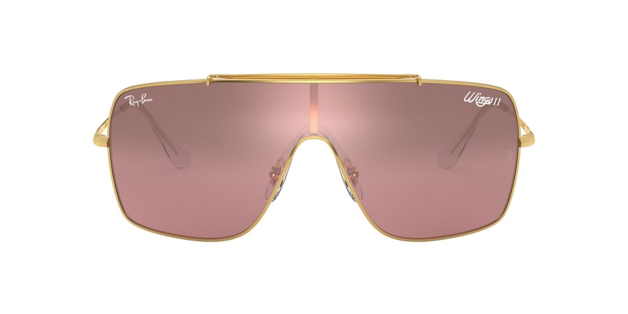 Ray-Ban RB3697 9050Y2 Roze / Goud