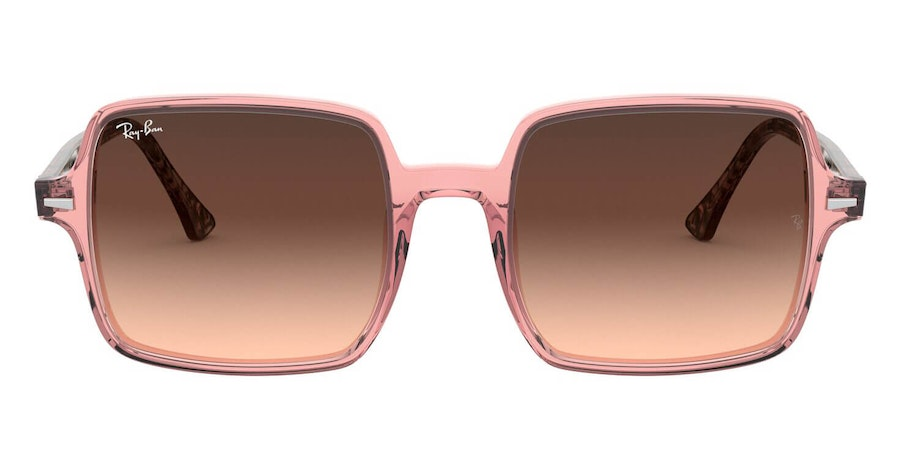 Ray-Ban 0RB1973 1282A5 Bruin / Transparant, Roze