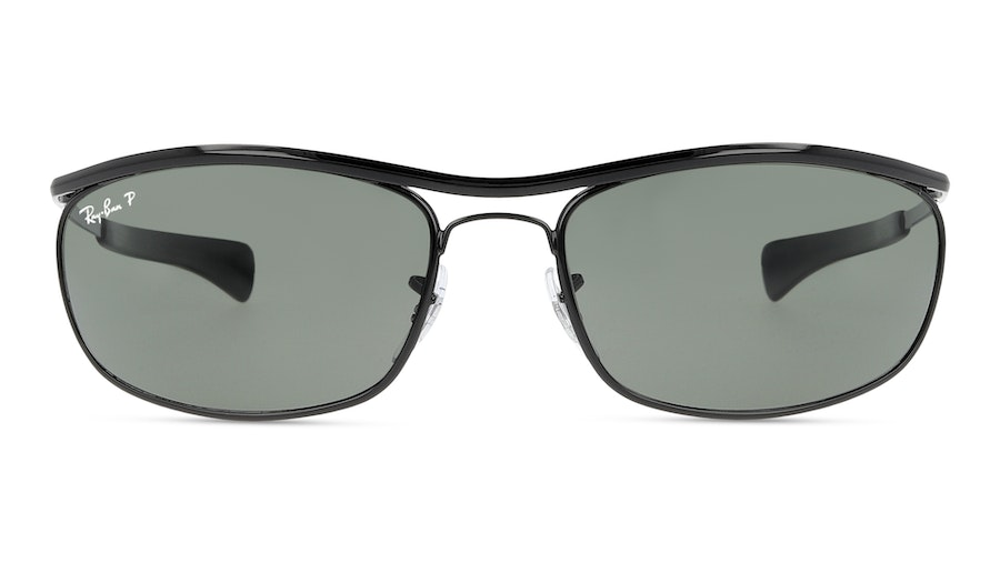 Ray-Ban OLYMPIAN I DELUXE 3119M 002/58 Groen