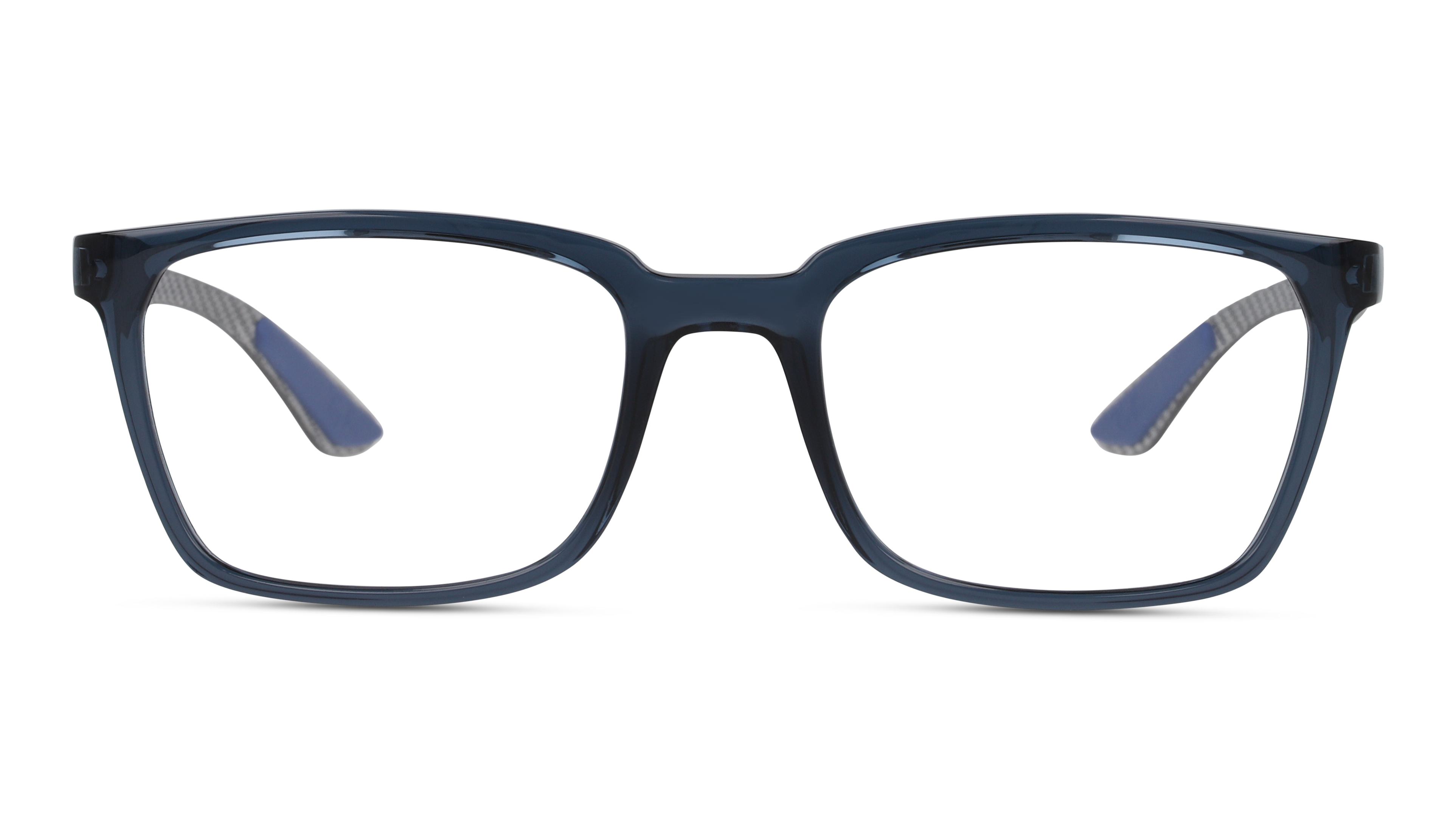 Front Ray-Ban 0RX8906/8060/0019/145 Transparent