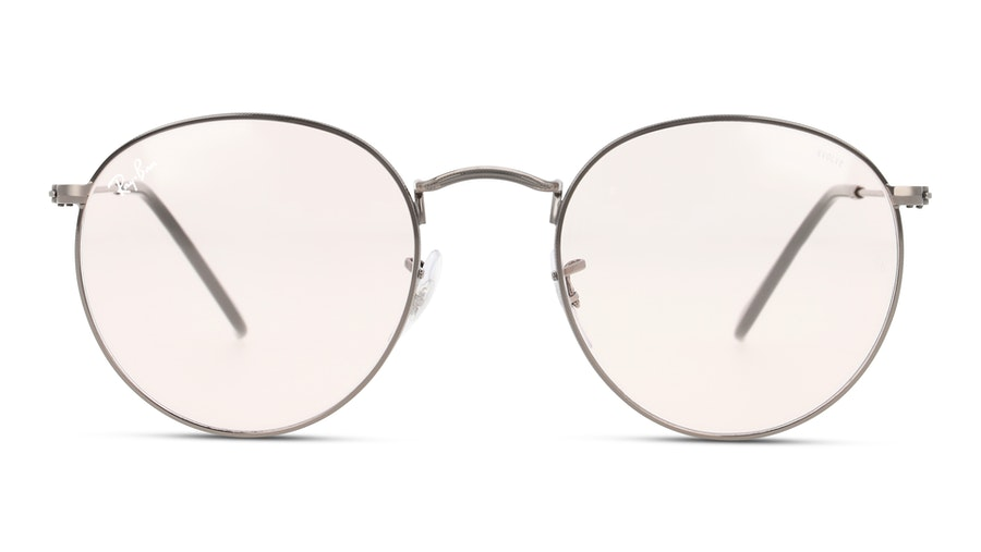 Ray-Ban 0RB3447 004/T5 Roze / Grijs