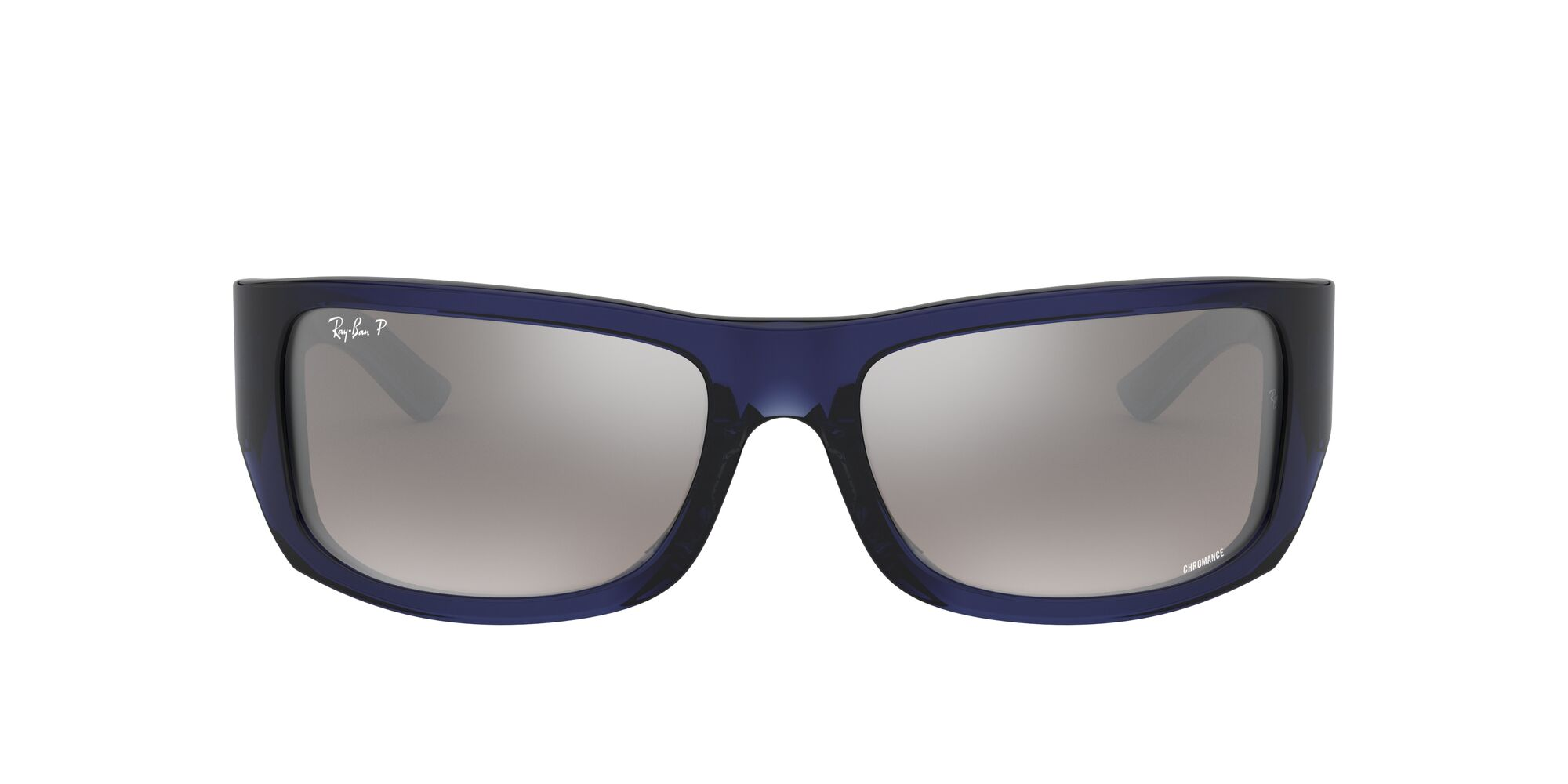 Front Ray-Ban Ray-Ban 0RB4283CH 629/5J 64/18 Blauw/Grijs