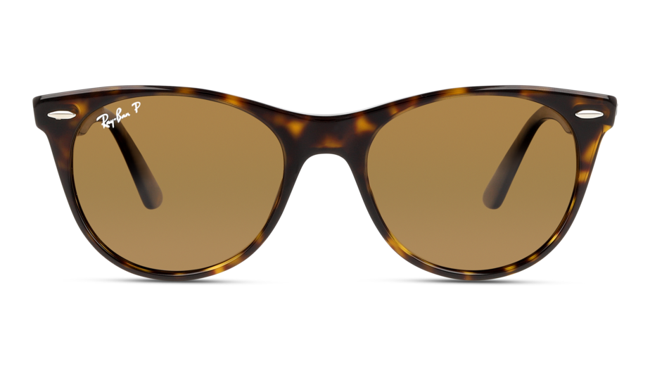 Front Ray-Ban 0RB2185/902-57/5218/145 Brun