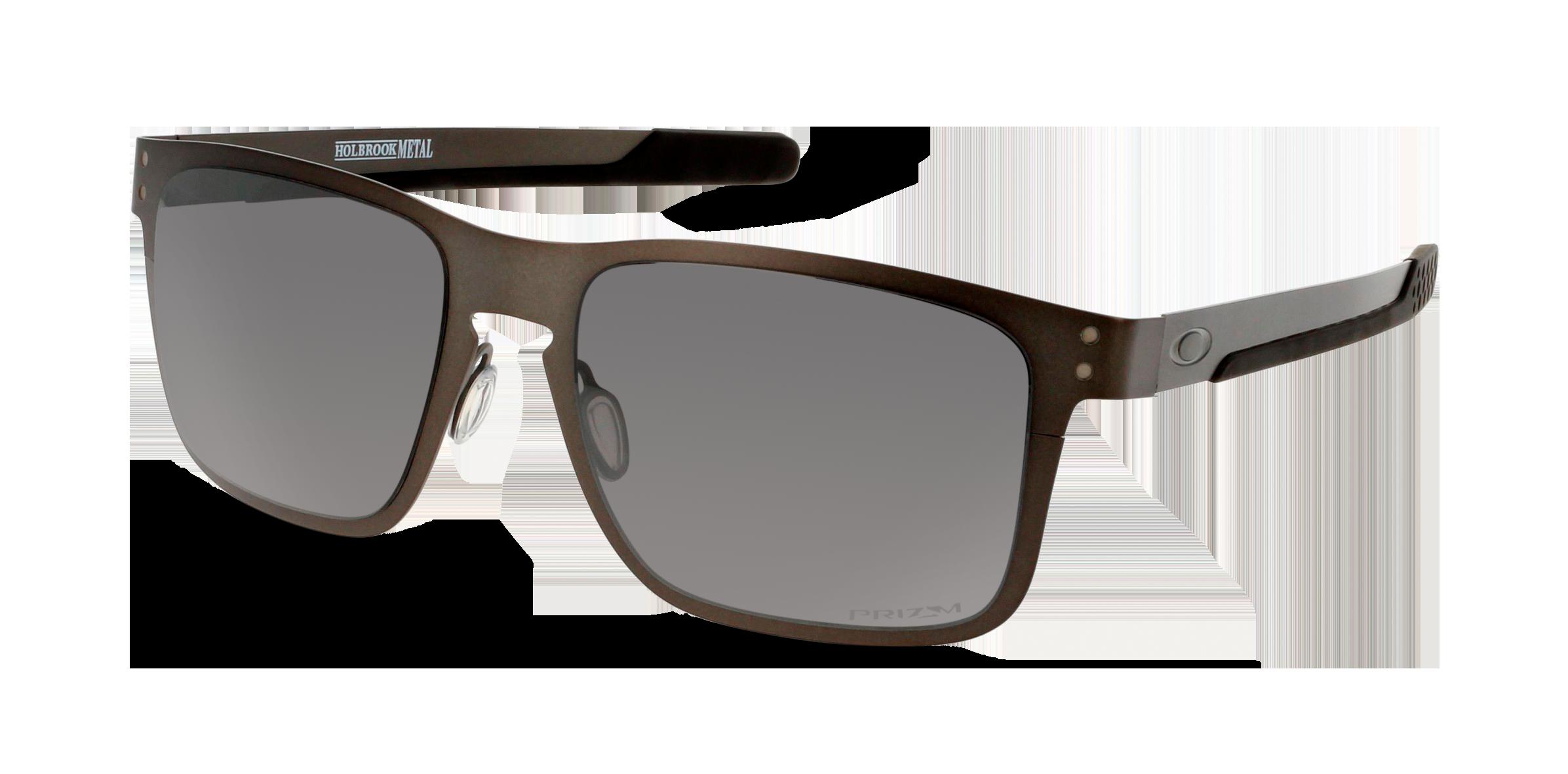 Angle_Left01 Oakley Oakley 4123 412306 55/18 Grigio/Argento