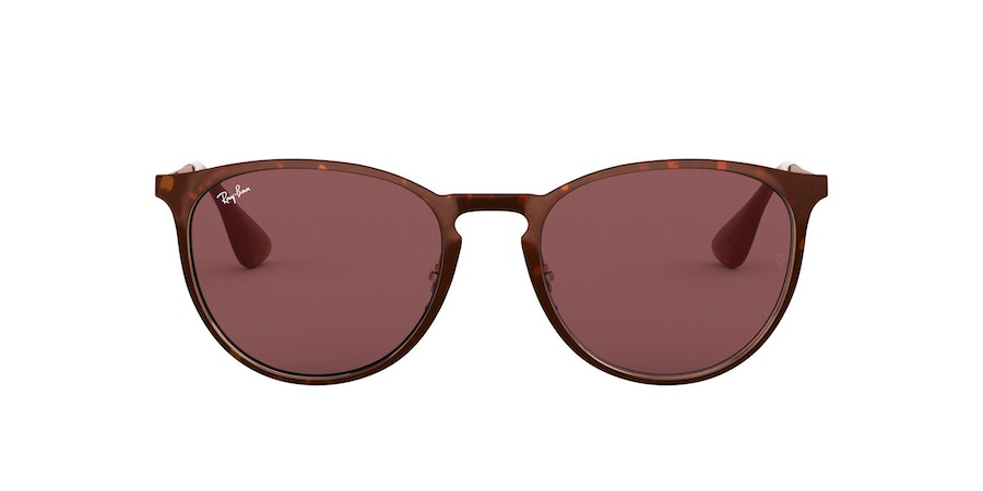 Ray-Ban 0RB3539 913375 Paars / Bruin