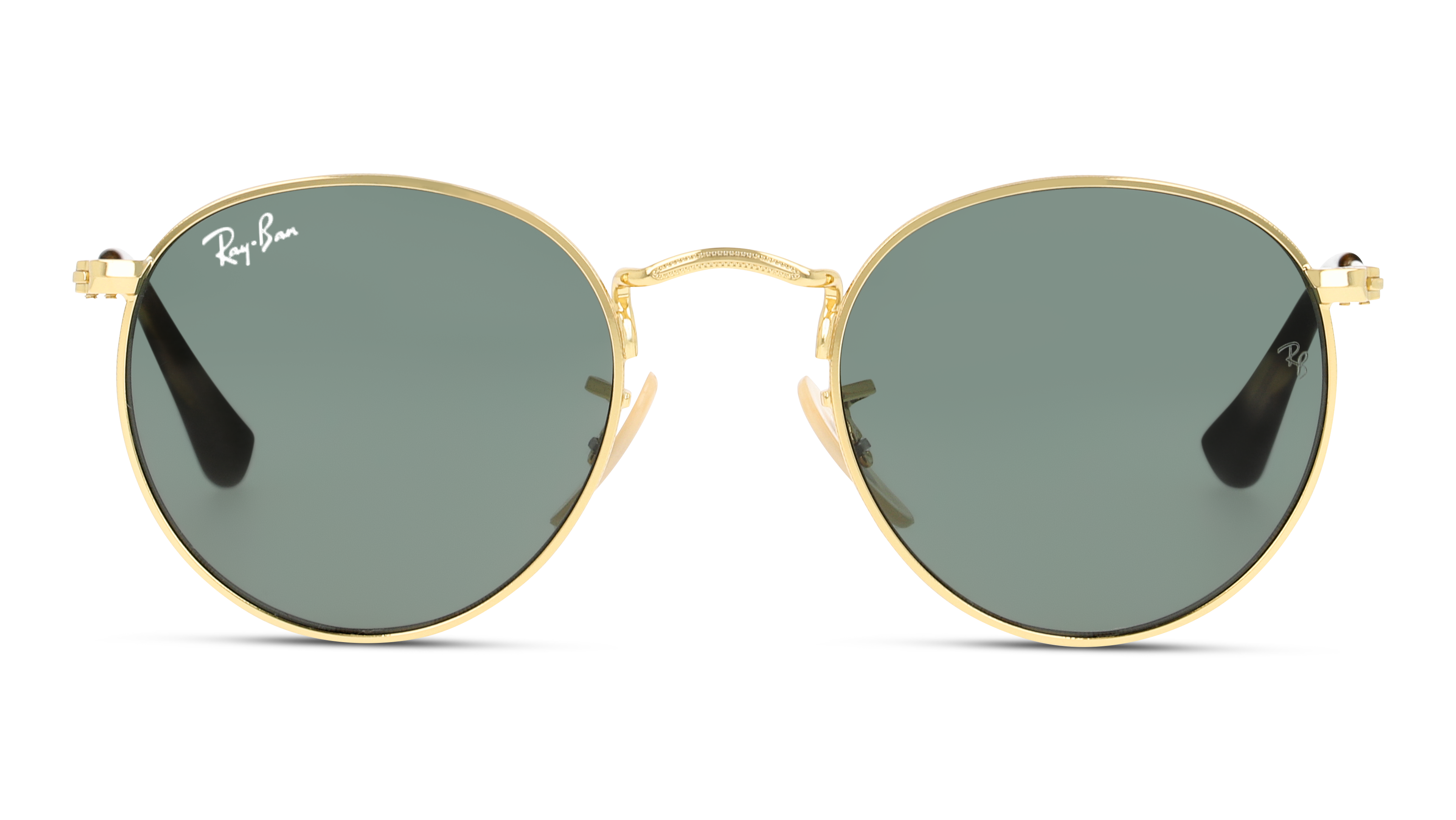 Front Ray-Ban Ray-Ban 0RJ9547S 223/71 44/19 Goud/Groen