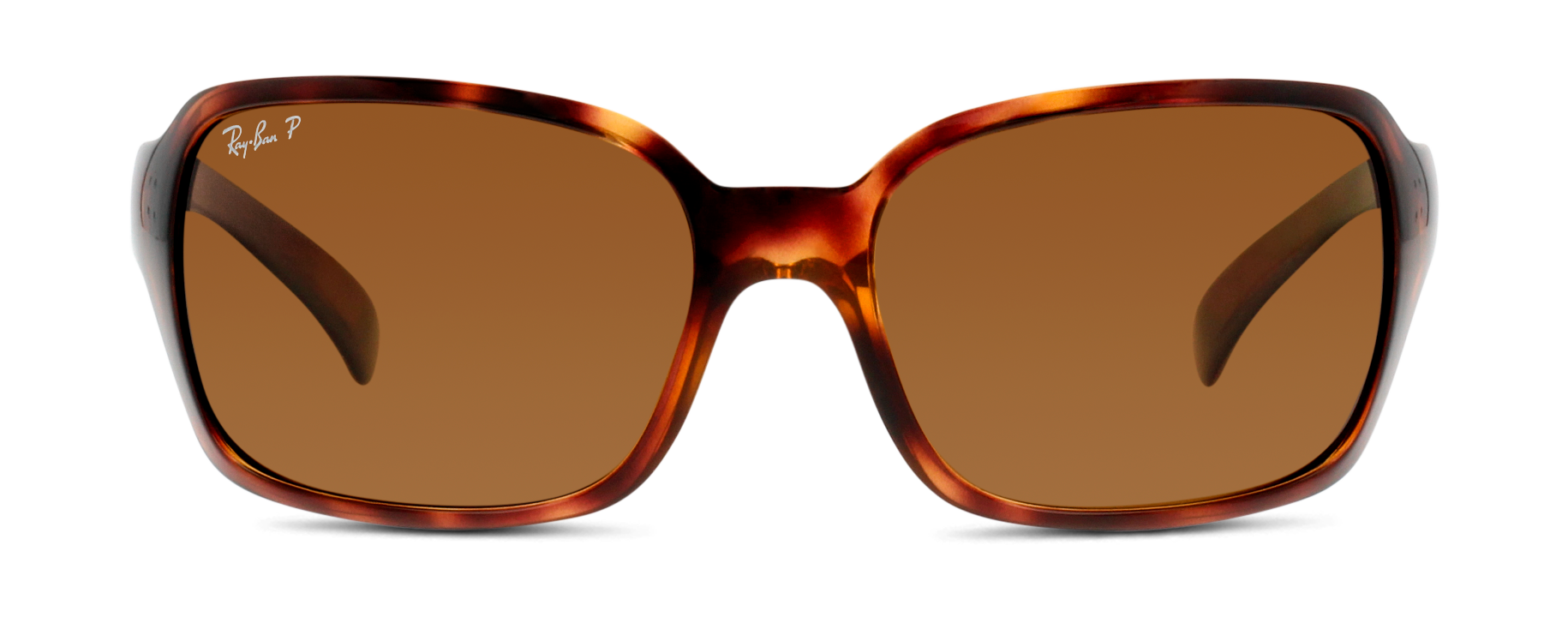 Front Ray-Ban 0RB4068/642-57/6017/130 Brun