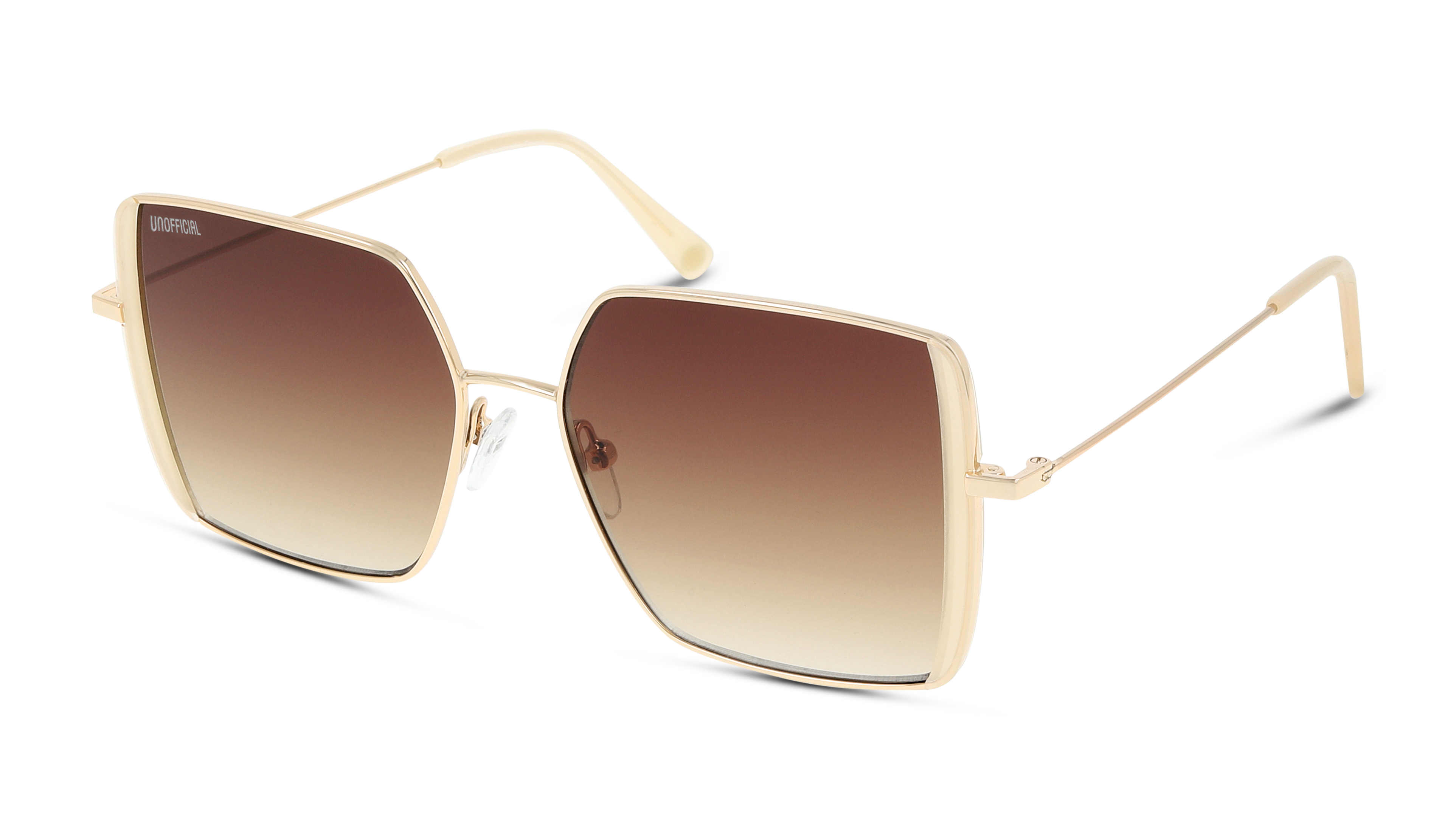 Angle_Left01 Unofficial Unofficial UNSF0080 DDN0 54/15 Goud, Beige/Bruin