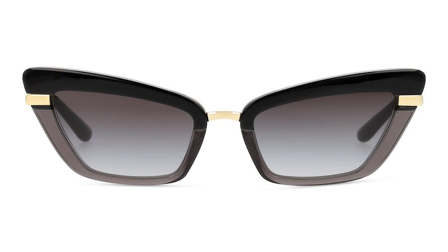Dolce & Gabbana DG4378 32468G Grigio / Nero,Oro