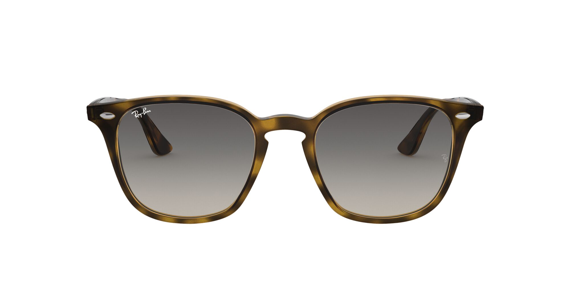 Front Ray-Ban Ray-Ban 0RB4258 710/11 50/20 Zilver, Bruin/Grijs