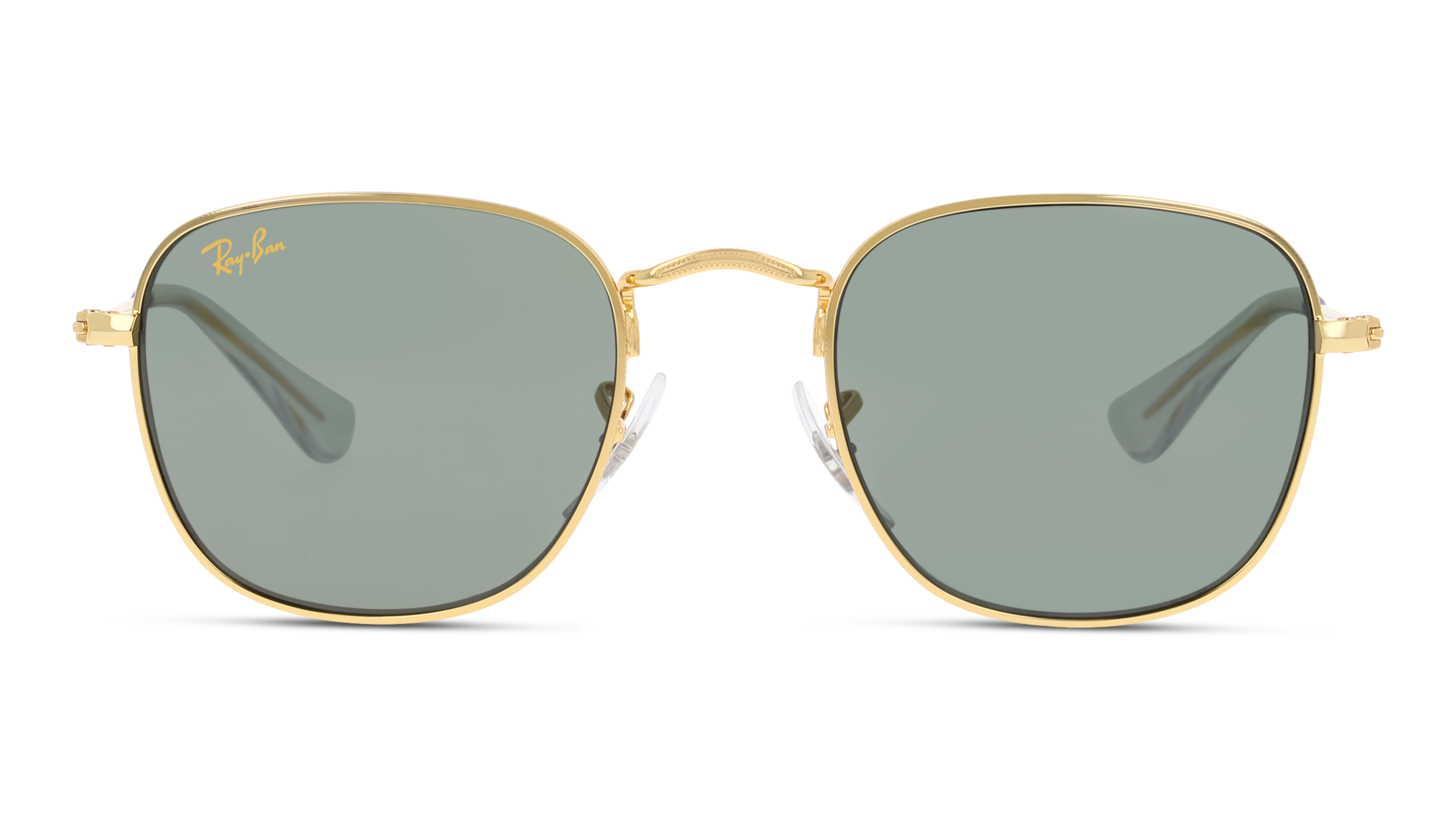 Front Ray-Ban Ray-Ban 0RJ9557S 286/71 46/19 Goud/Groen