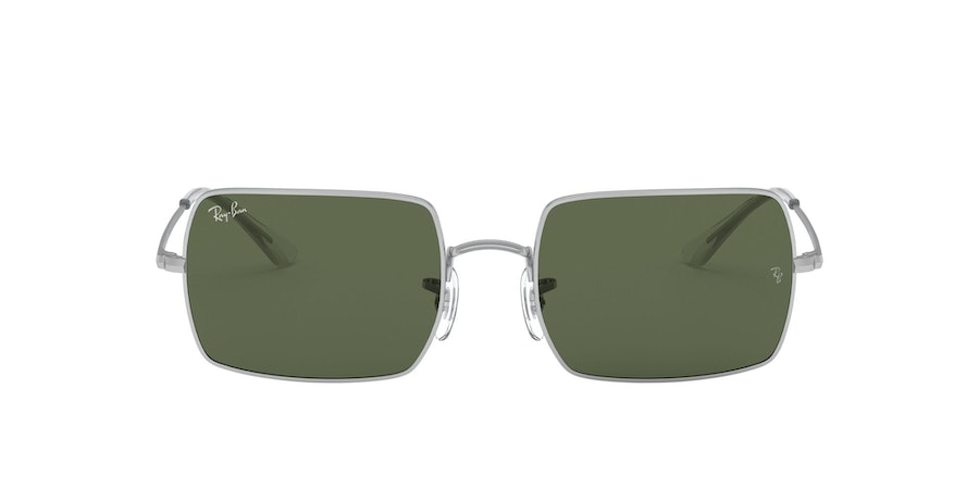 Ray-Ban 0RB1969 914931 Groen / Zilver