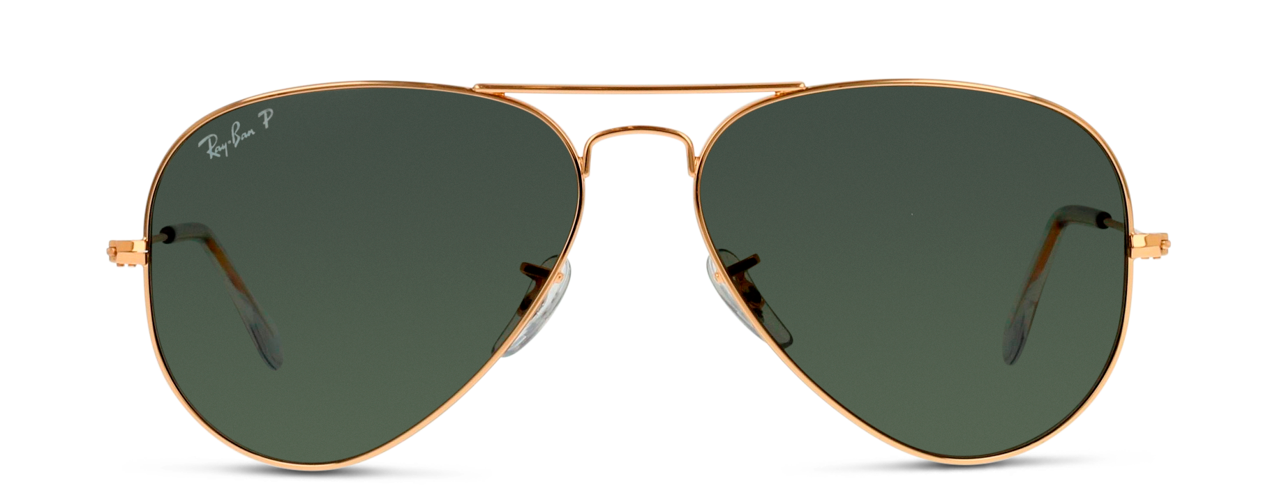 Front Ray-Ban 0RB3025/001-58/6214/140 Guld