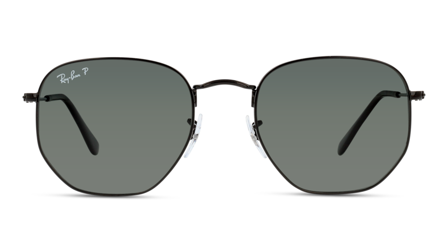 Front Ray-Ban 0RB3548N/002/58/5421/145 Sort