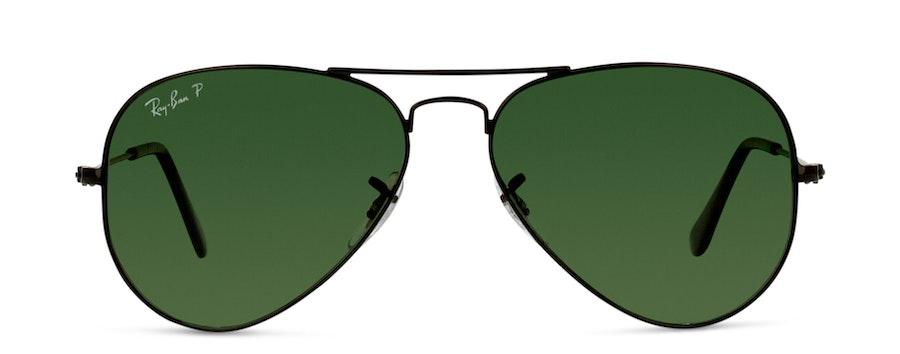 Ray-Ban 3025 002/58 Groen / Zwart