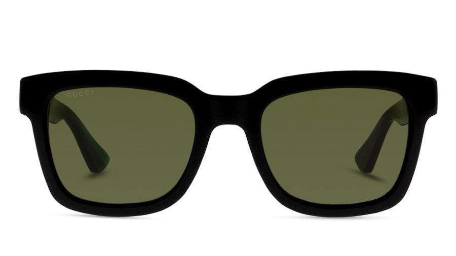 Gucci 0001S 2 Groen / Zwart