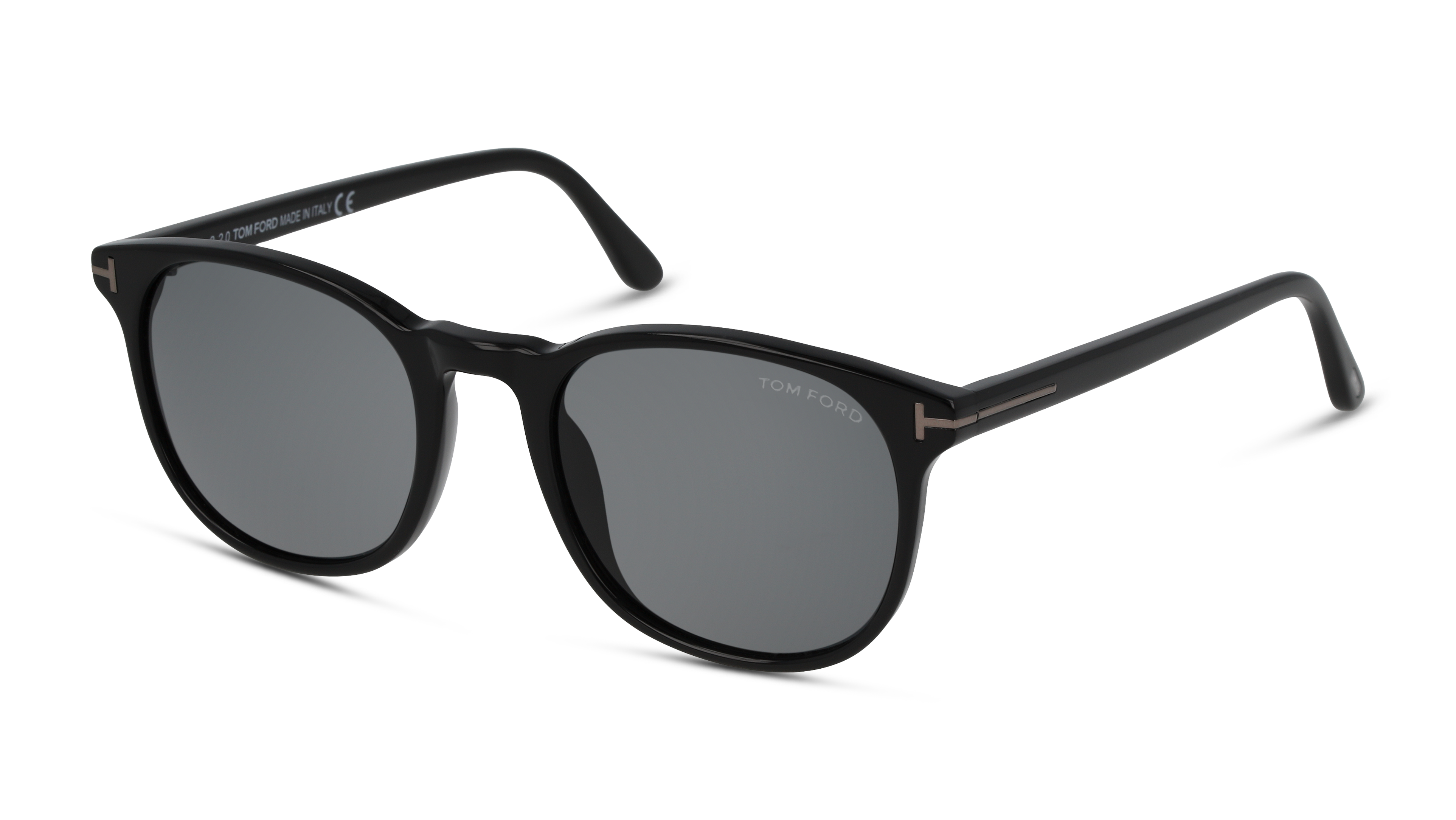 Angle_Left01 Tom Ford TomFord FT0858-N 01A 53/20 Nero/Grigio
