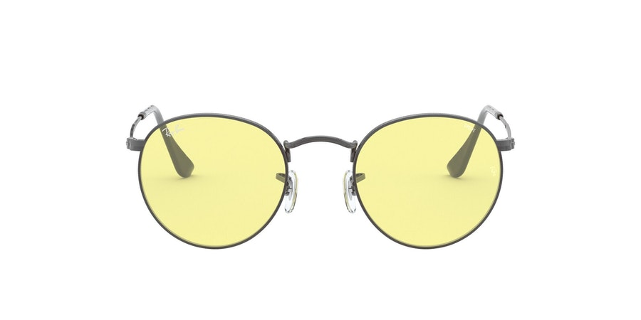 Ray-Ban 0RB3447 004/T4 Geel / Zilver