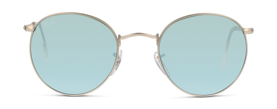 Ray-Ban Round 3447 019/30 Zilver