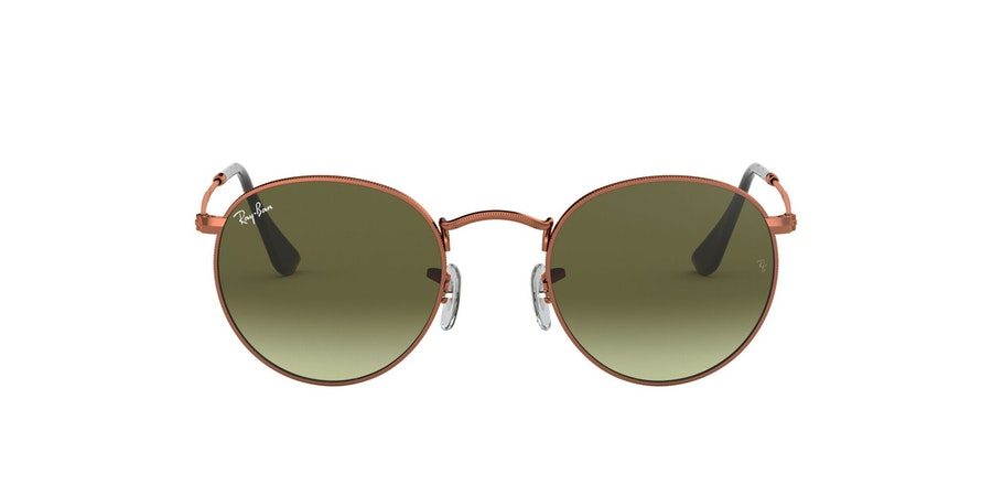 Ray-Ban 0RB3447 9002A6 Groen / Brons