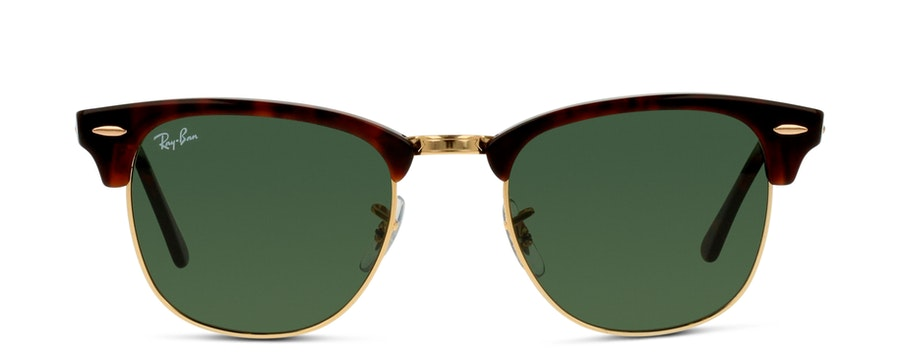 Ray-Ban Clubmaster 3016 W0366 Groen