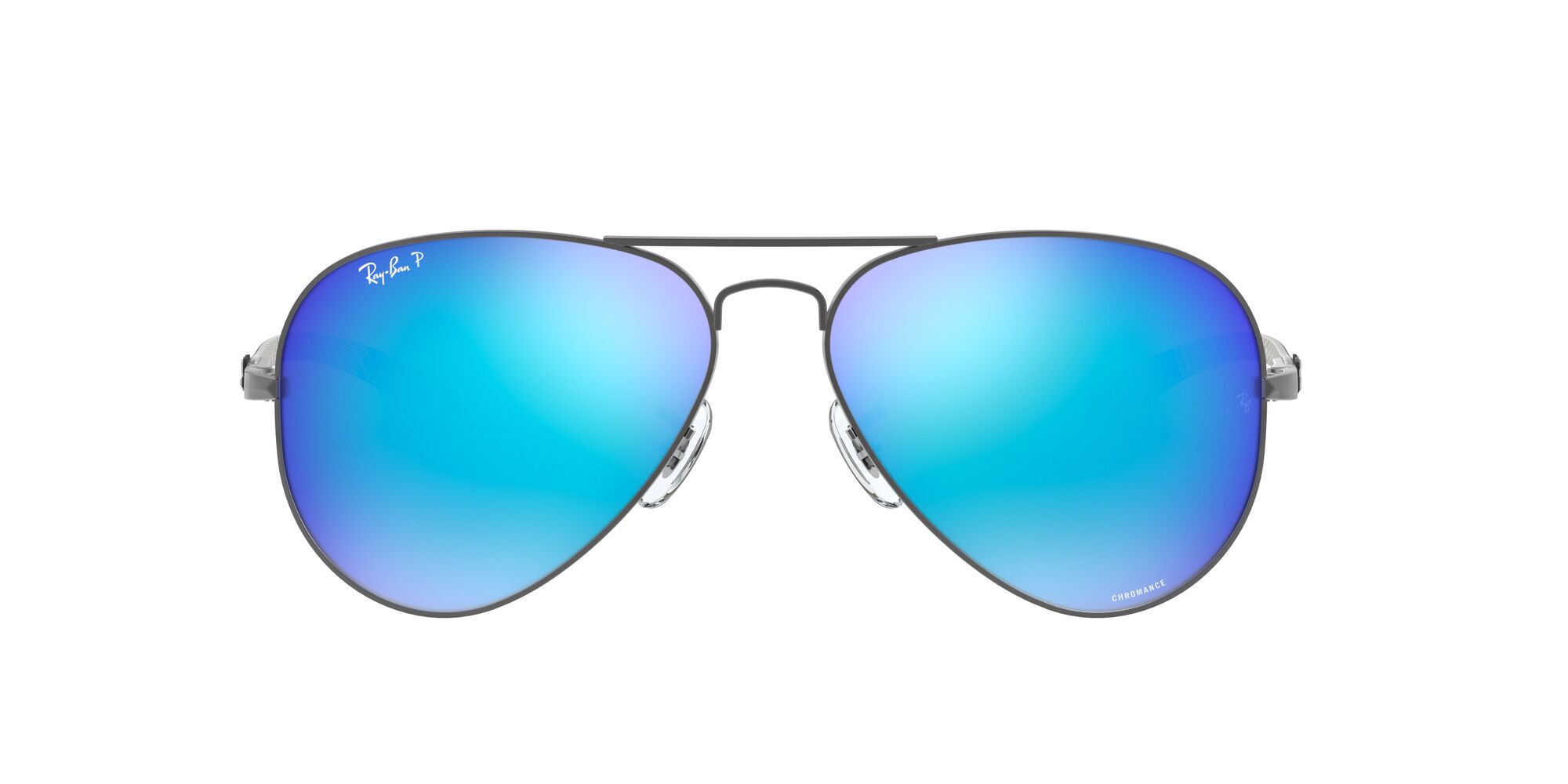 Front Ray-Ban Ray-Ban 0RB8317CH 029/A1 58/14 Grijs/Groen